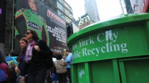 Big cities get serious about recycling